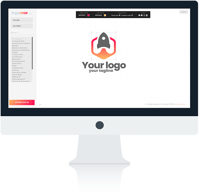 free online logo maker and download